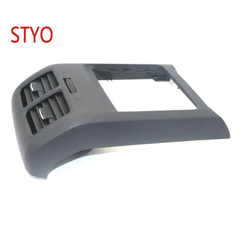 STYO Car Air Vent Center Armrest Rear Air Vent cover for VW Jetta 5 mk5 V Golf MK6