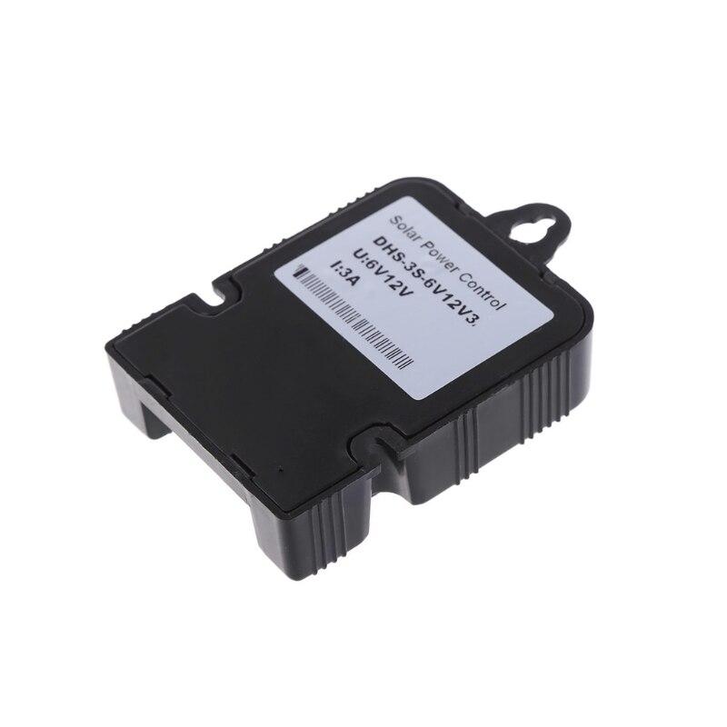 12В 3а Авто Солнечная Панель Контроллер заряда батарея зарядное устройство регулятор ШИМ