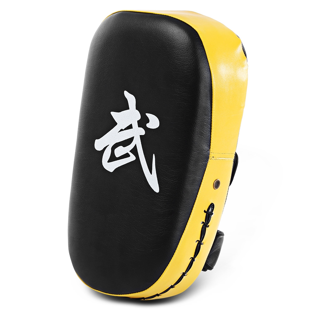 Free Shipping Square Boxing Pad Punching Bag Karate Sparring Thai Training Foot Target Gear