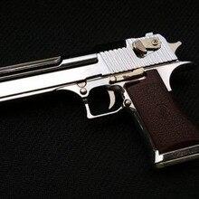 1/2. 05 масштаб пустынный Орел сплав подарочная коробка Ver. toy Пистолеты Пистолет полицейский игрушечный пистолет модель игрушечного пистолета металлический реквизит в виде пистолета