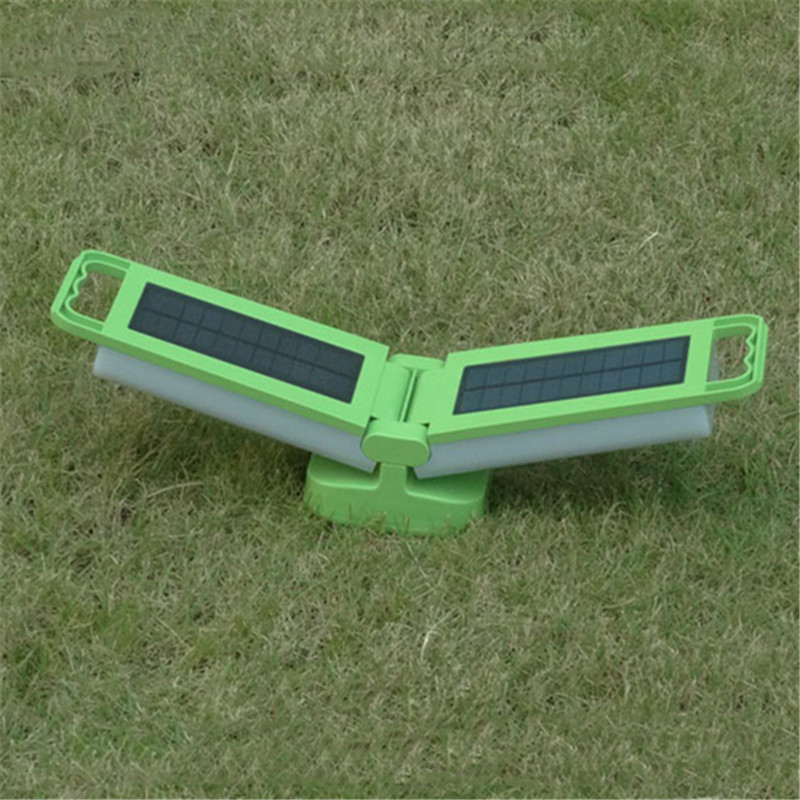 Luz LED Solar Panel Portable Table Desk Lamp Waterproof Outdoor Indoor Home Light Energy Saving Camping Tent Emergency Garland portable outdoor 18v 30w portable smart solar power panel car rv boat battery bank charger universal w clip outdoor tool camping