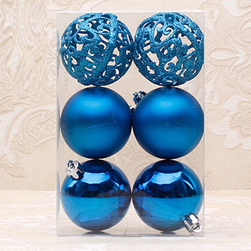 Christmas Balls Wreath Door Wall Ornament Garland Pendant Festive ...