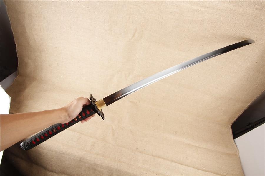 BLEACH Kurosaki cosplay katana samurai ճապոնական սուրը - Տնային դեկոր - Լուսանկար 6