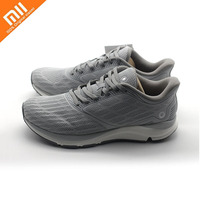 Xiaomi Amazfit Mesh Shoes Sports Runing Shoes Outdoor Lightweight Breathable Sneaker Goodyear Rubber Smart Chip For Women Men