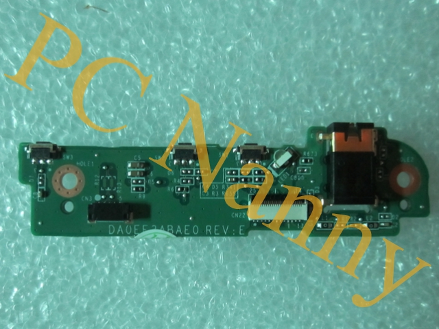 DA0EE3ABAE0 for acer P3-131 P3-171 audio board