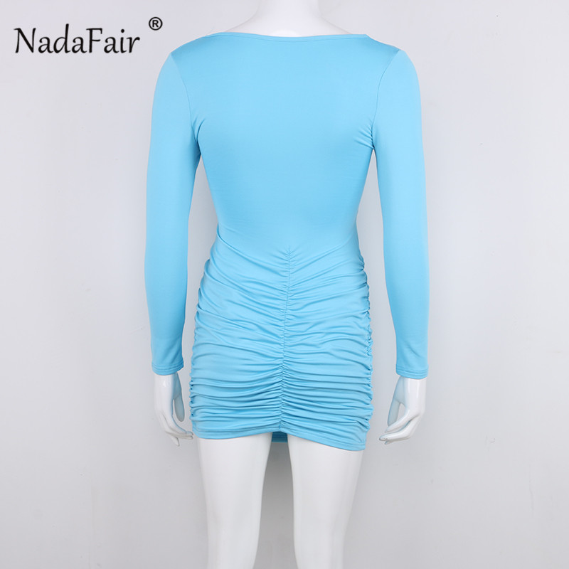 long sleeve bodycon dress08
