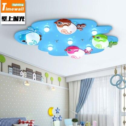 CM058 LED Детская комната лампы, птица глаз, спальня, ванная комната, потолочный светильник, детский сад, детская спальня свет