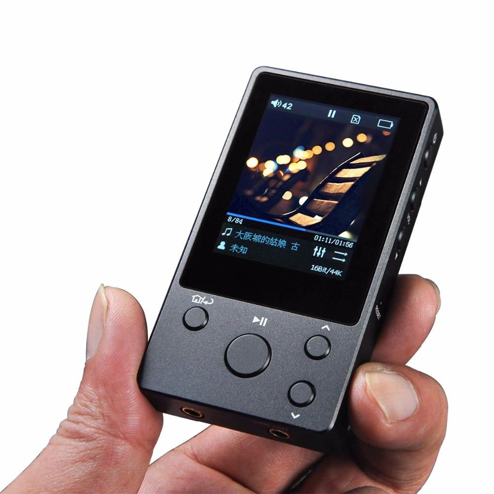2018 XDUOO NANO D3 Professional Lossless Music MP3 HIFI Music Player with HD OLED Screen Support APE/FLAC/ALAC/WAV/WMA/OGG/MP3 xduoo x2 metal hifi for mp3 player mp4 professional lossless audio player 0 96 oled screen support 32gb tf mp3 wma ape flac wav