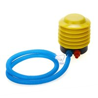 Foot Air Pump Inflator for Balloon Swimming Ring Inflatable Toy Portable
