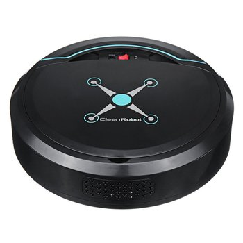 Rechargeable Auto Cleaning Robot Smart Sweeping Robot Floor Dirt Dust Hair Automatic Cleaner For Home Electric Vacuum Cleaners 1