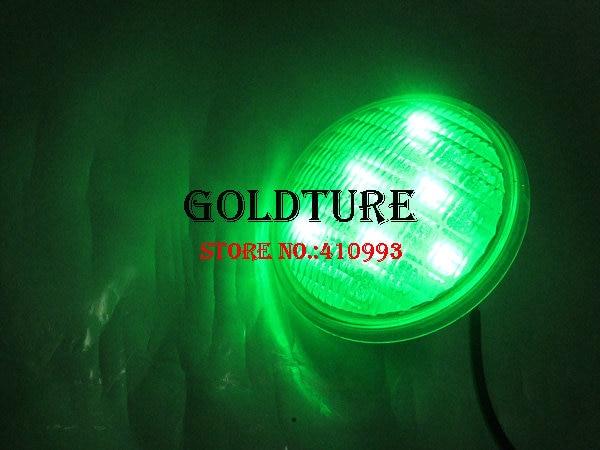 36W 45W RGB PAR56 Πισίνα 54W 18 * 3W LED φώτα πισίνας υποβρύχια λάμπα προβολέων φωτισμού προβολέων + FB ζεστό λευκό κρύο λευκό