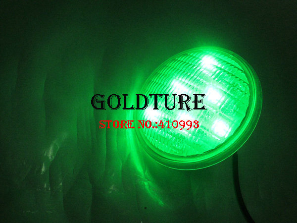 36W 45W RGB PAR56 Pool 54W 18*3W LED Pool lights underwater pool light headlight lamp + FB warm white cold white free shipping
