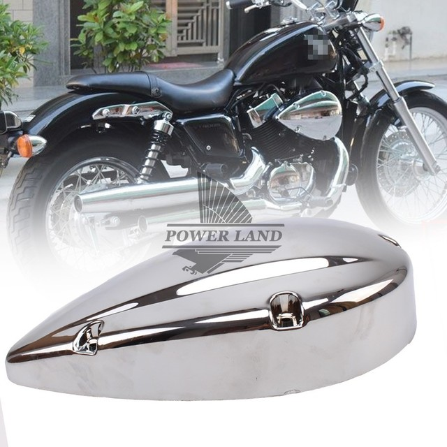 Brand New Motorcycle Chrome Air Filter Cover For Honda Shadow Aero