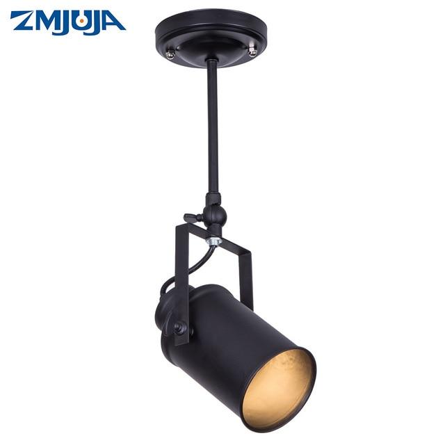 Vintage Iron Led Ceiling Pendant Lamps E27 Socket Lights for Home Decor Dinning Room Fixture Sconce Industrial lighting