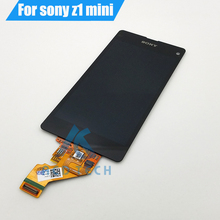 For Sony Xperia Z1 compact Z1 mini D5503 m51wLCD Display with Touch Screen Digitizer Assembly +Sticker +Tools