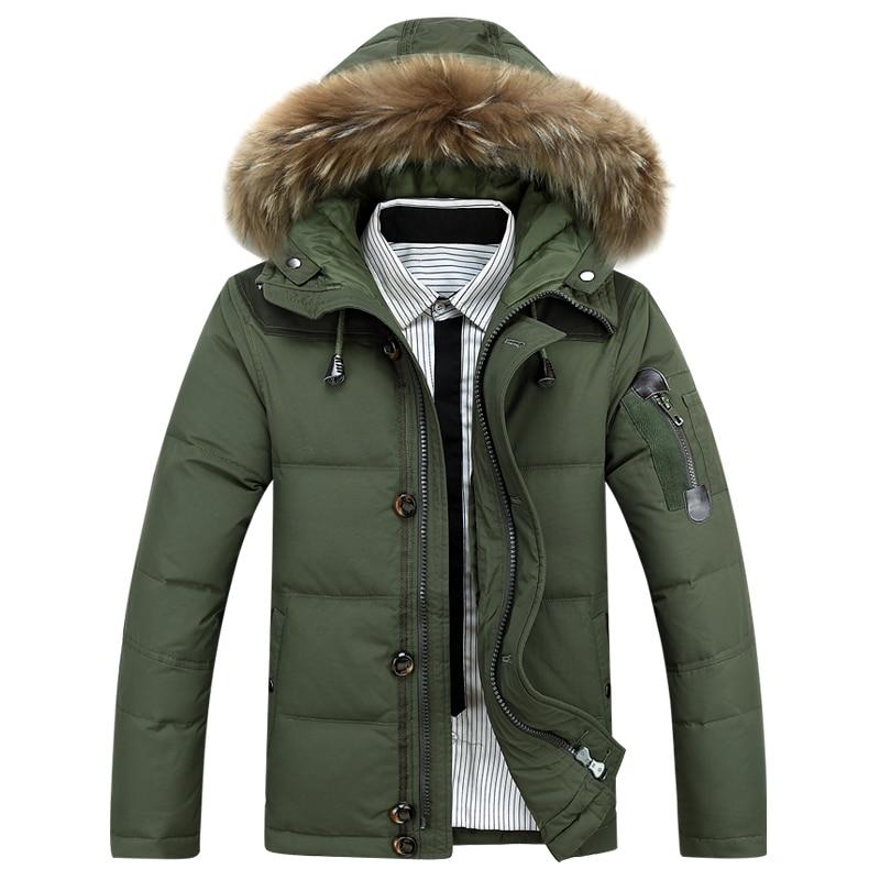 AFS JEEP hombres Hoodies de invierno chaqueta hombres