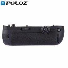 Puluz вертикальная камера аккумулятор для nikon d750 цифровые зеркальные фотокамеры замена mb-d16 как en-el15 батареи
