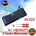 """Atacado Bateria Do Portátil Para APPLE MacBook Pro 13 """"A1278 (Versão 2009) Substitua A1322 MB990 MC700 MC374 bateria Frete grátis"""