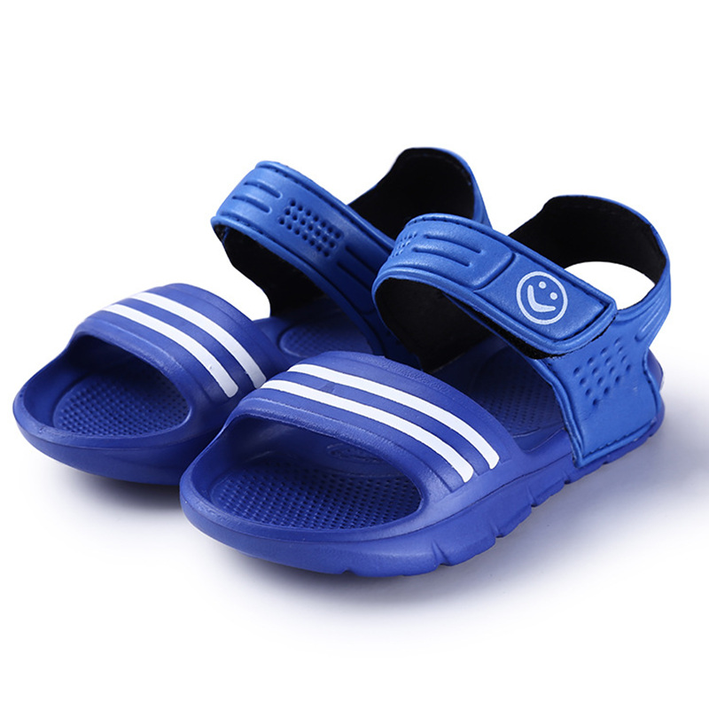 New summer children 2017 sandals slip-resistant wear-resistant small boy casual sandals girls boys shoes child summer sandals