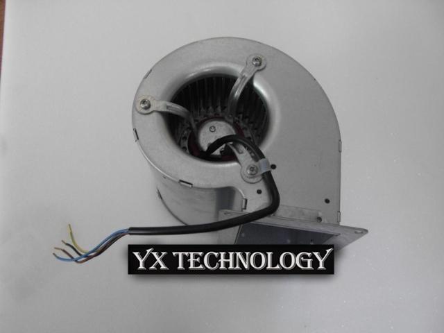 Nouveau et original ventilateur D2E097-BI56-48 230 V 0.45 V ventilateur ventilateur centrifuge volute 165*162*180mm
