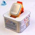 Smart GPS LBS 1.44 'Цветной Экран Наручные Часы SOS Вызова Расположение Finder трекер Анти Потерянный Монитор Часы для Kid Ребенка Q80 PK Q50