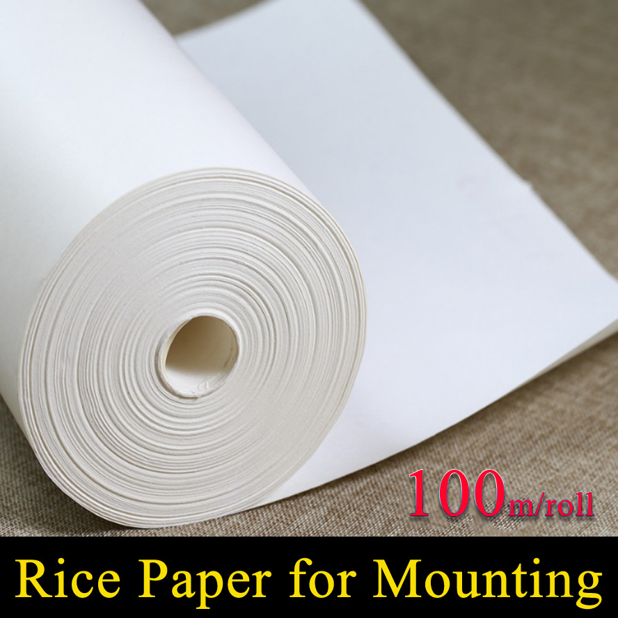 Special Mounted rice paper for mounting technique of painting calligraphy Mounted materials