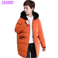 Plus Size Winter Warm Down Cotton Jacket Women Leisure Long Cotton Outerwear Young Women High Quality
