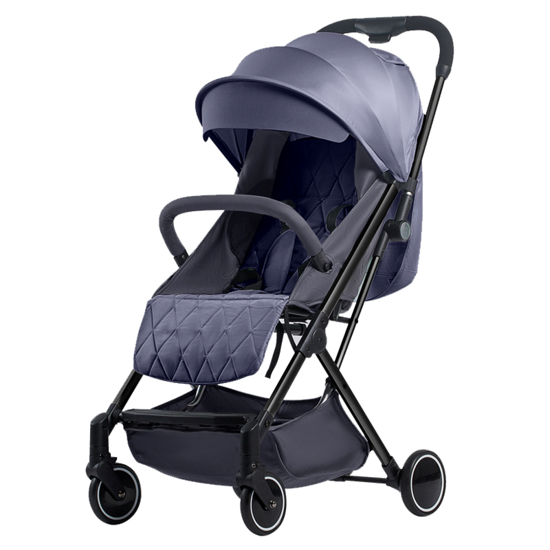 Teknum Baby stroller can sit can lie light folding ultra-light small Four Seasons newborn baby children's trolley