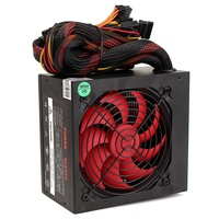 ATX PC EU Plug 500W 80mm Replacement Cooling Fan ATX 12V Computer Power Supply PC PSU