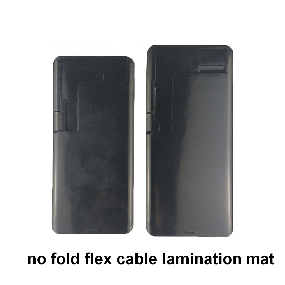 LCD Mold Mould Silicone Laminating Pad No Bend Flex Mat For Samsung Galaxy S7 Edge S8 S8 Plus S9 S9 Plus LCD Touch Screen Repair