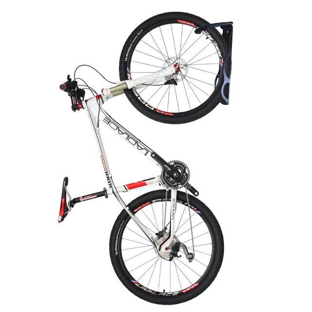 8a969c107 Gancho da Parede Da bicicleta Bicicletários Engrossar Bicicleta Display  Stand Montado Pendurado Elevador Bicicleta Bicicleta Gancho