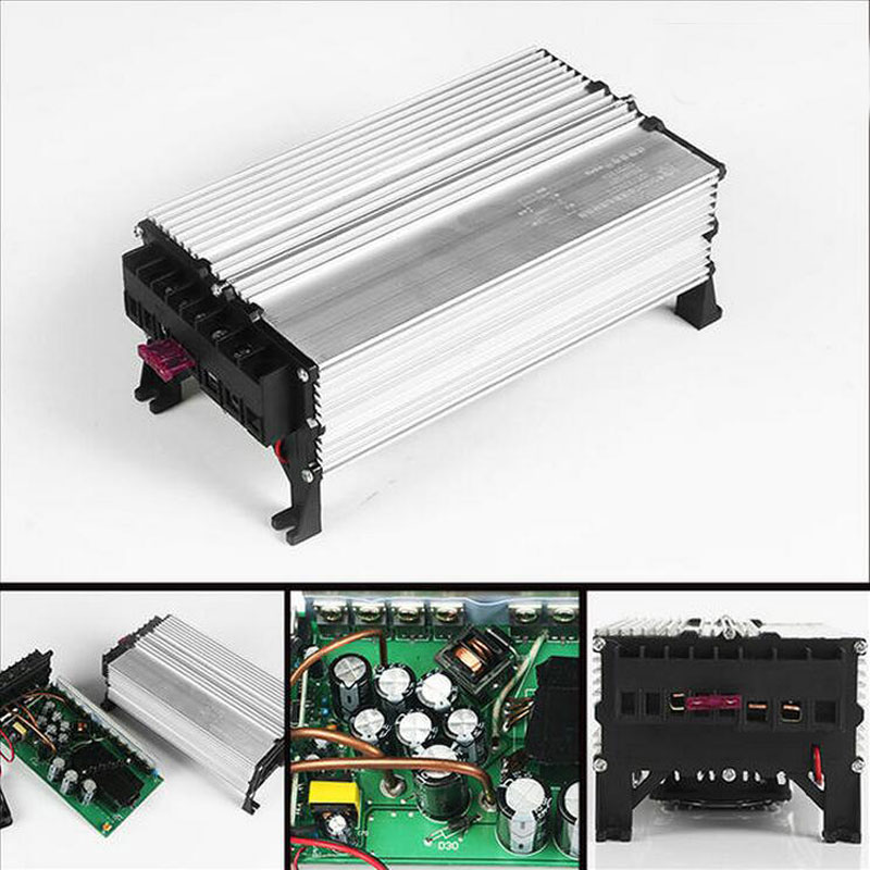 Electric vehicle converter transformer 48V 60V 72V 96v 120V to 12V 60A 750W Car air conditioning