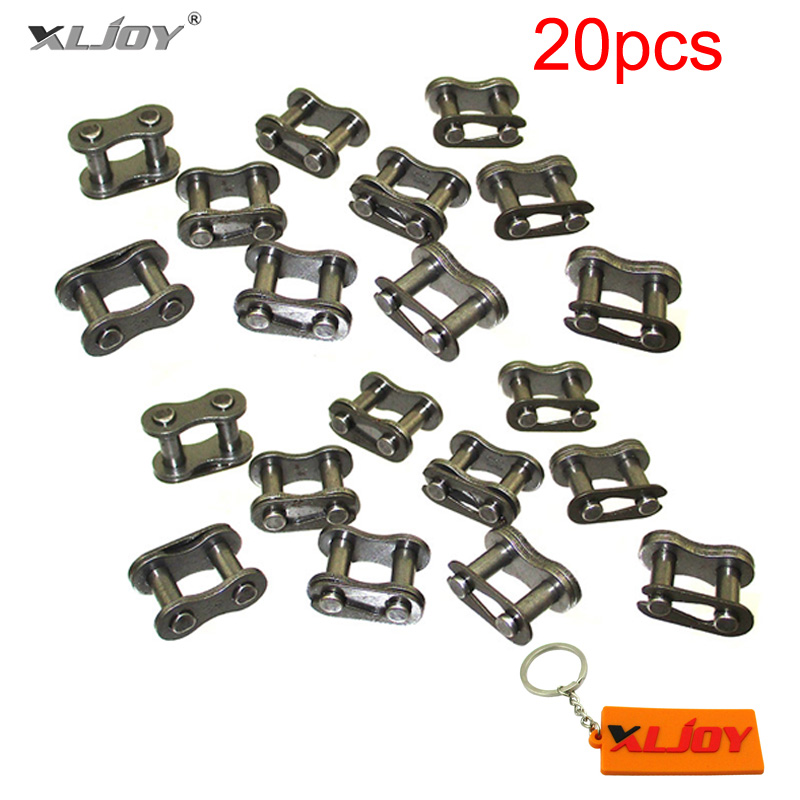 XLJOY #35 Master Chain Link For Baja Doodle Bug Motovox Mini Bike/£/¨10 pcs