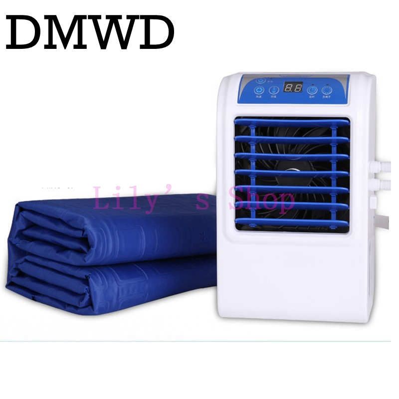 DMWD Hostel refrigeration air conditioning fan single cold type conditioner cooling fan cooler pad Cooling water cooler mattress refrigeration and air conditioning condenser cooling fan radiator cold ocean outer rotor motor ywf 4d 250 60w
