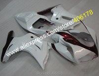 Hot Sprzedaż, Tanie SV 650 s Fairings Dla Suzuki SV650 SV650S 03-13 2003-2013 SV650s Biały Motorycycle ABS Nadwozia Owiewki zestaw
