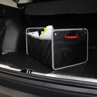 Car Accessories Trunk Stowing Tidying Storage Organizer Box Bag For Mercedes Benz W212 W204 C Class W205 AMG W222 W203 W222