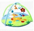 Presente Brinquedos do bebê Jogar Esteira de Ginástica Infantil Macio Tapete Do Assoalho 3D Esteira do Jogo Atividade