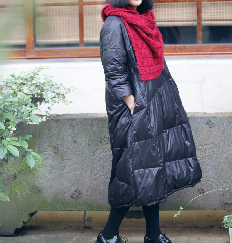 Size S-10XL Long Women Winter   Coat   Warm   Down     Coat   Thick   Down     coat   Plus Size Any color and size