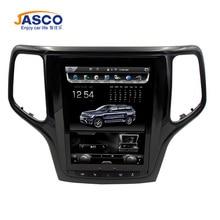 Vertical Screen Android 7.1 Car DVD GPS Glonass Navigation Radio Player for Jeep Grand Cherokee 2013-2016 RAM 2GB 32G Stereo