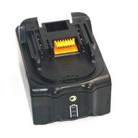 DVISI Novo 18 v 5000 mah Substituição de Baterias com Indicador LED para Makita BL1850 LXT400 BL1840 Recarregável Ferramentas Eléctricas sem fios