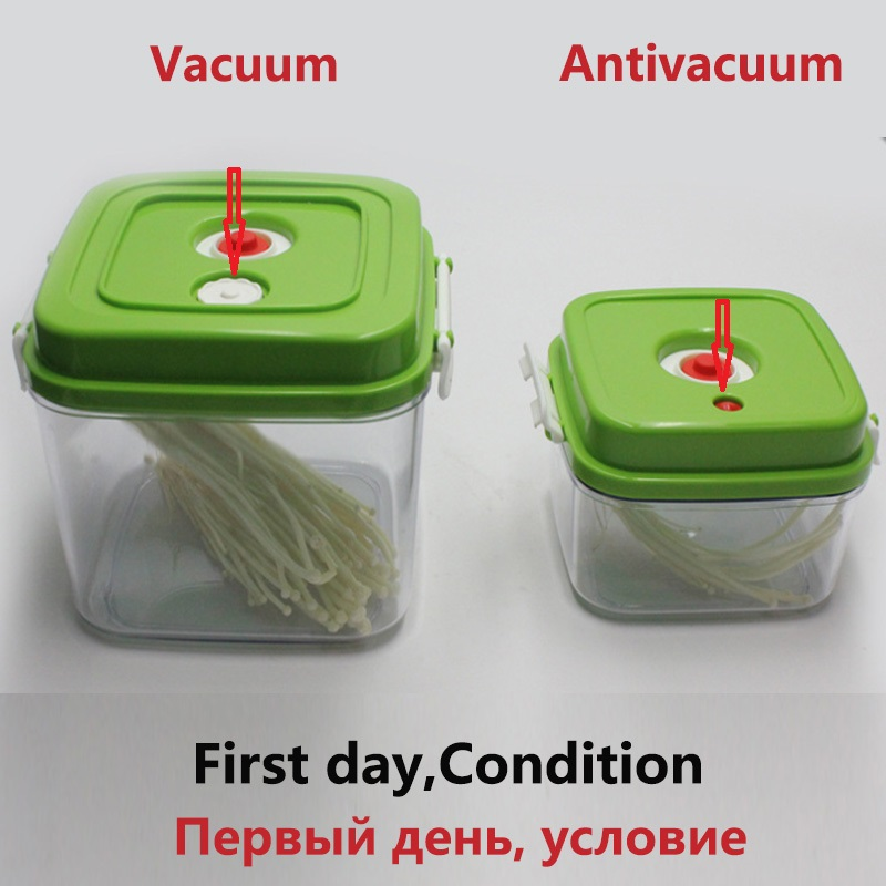 1space save vacuum container