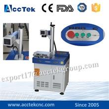 High precision AccTek engraver marking machinery, laser marker price