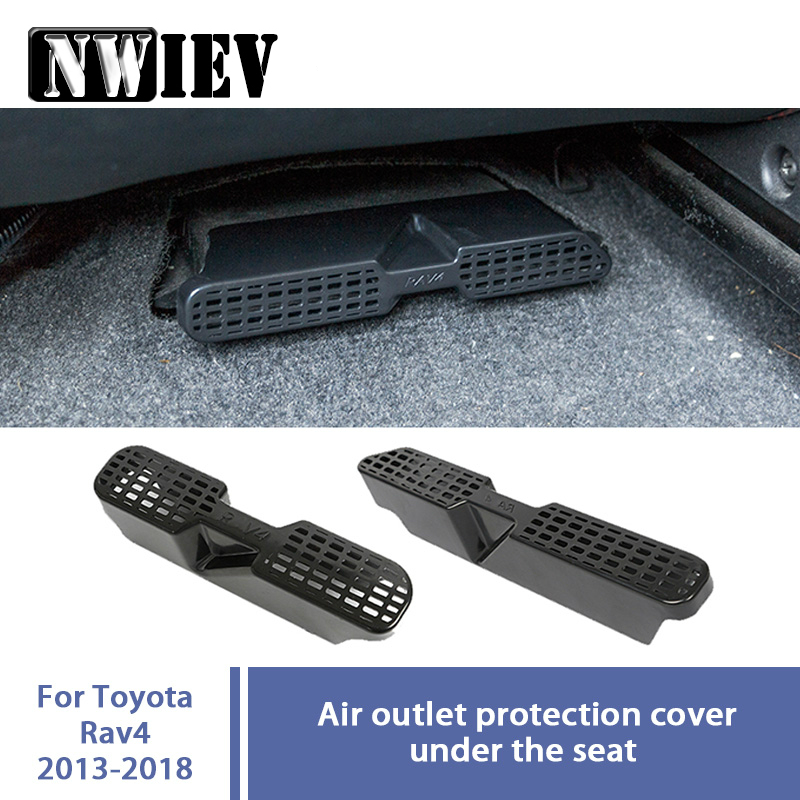 Car Under Seat Air Conditioner Air Outlet Duct Vent