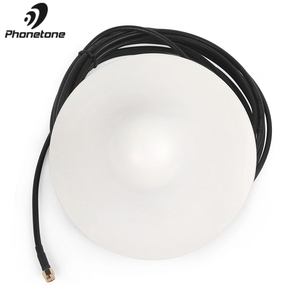 Image 3 - Indoor Omini directional Ceiling Antenna 850~2500MHz 5dBi For Mobile Phone Booster Repeater Amplifier with SMA Male and 5M Cable