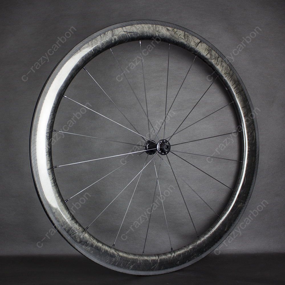 Image 5 - 2020 New Wheels Novatecs AS61cb/FS62cb Carbon Hubs Straight Pull Carbon Marble Racing 38/50/60mm Tubular/Clincher/TubelessBicycle Wheel   -