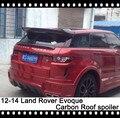 Fibra De Carbono Asa Traseira Spoiler Traseiro Spoiler Evoque Evoque Carbono Sintonia Peças Accessaries Para Land Rover