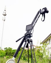 Wesis 8ft Max Load To 20KG jib crane Portable Pro DSLR Video Camera Crane 2.7M Jib Arm Standard Version Bag