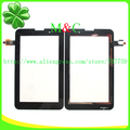 5pcs/lot Original Touch Screen  For Lenovo IdeaTab A5000  With Digitizer Glass Panel Tablet PC Free Shipping+Tracking Code