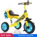 Venta directa de fábrica andador con super sistema de amortiguación triciclo bicicleta niño caliente andador juego para 2-6 años de edad del bebé