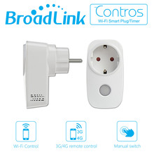 Original Broadlink SP3 CC 16A+Timer EU wifi power socket plug outlet,smart Home Automation APP Control switch for iphone Android